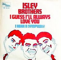 Cover The Isley Brothers - I Guess I'll Always Love You