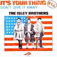 Cover The Isley Brothers - It's Your Thing
