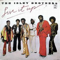 Cover The Isley Brothers - Live It Up