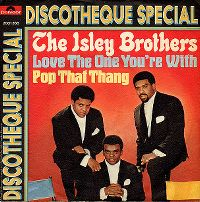Cover The Isley Brothers - Love The One You're With