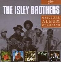 Cover The Isley Brothers - Original Album Classics - Box Set