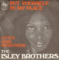 Cover The Isley Brothers - Put Yourself In My Place