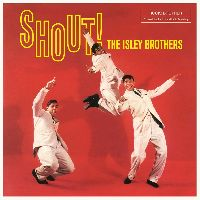 Cover The Isley Brothers - Shout!