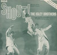 Cover The Isley Brothers - Shout