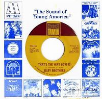 Cover The Isley Brothers - That's The Way Love Is
