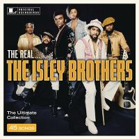 Cover The Isley Brothers - The Real... The Isley Brothers - The Ultimate Collection