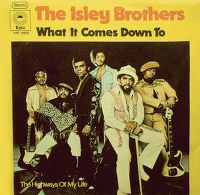 Cover The Isley Brothers - What It Comes Down To