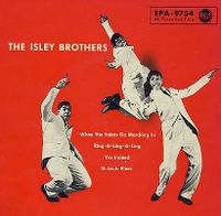 Cover The Isley Brothers - When The Saints Go Marchin' In