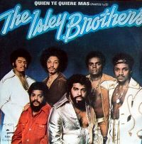 Cover The Isley Brothers - Who Loves You Better