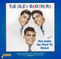 Cover The Isley Brothers - You Make Me Want To Shout