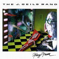 Cover The J. Geils Band - Freeze-Frame