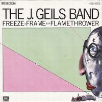 Cover The J. Geils Band - Freeze Frame