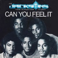 Cover The Jacksons - Can You Feel It