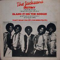 Cover The Jacksons - Destiny