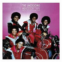 Cover The Jacksons - Mexico City 1975