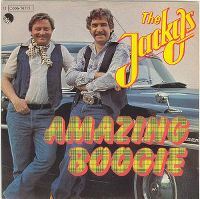 Cover The Jackys - Amazing Boogie