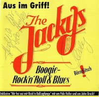 Cover The Jackys - Aus im Griff!
