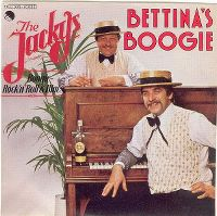 Cover The Jackys - Bettina's Boogie