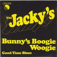 Cover The Jacky's - Bunny's Boogie Woogie