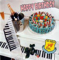 Cover The Jackys - Happy Birthday