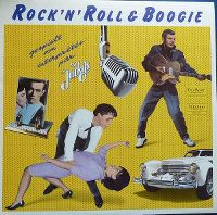 Cover The Jackys - Rock'n' Roll & Boogie