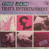 Cover The Jam - That's Entertainment