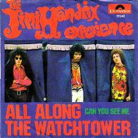 Cover The Jimi Hendrix Experience - All Along The Watchtower