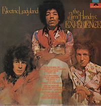 Cover The Jimi Hendrix Experience - Electric Ladyland