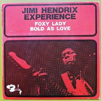Cover The Jimi Hendrix Experience - Foxy Lady