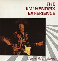 Cover The Jimi Hendrix Experience - Live At Winterland