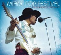 Cover The Jimi Hendrix Experience - Miami Pop Festival