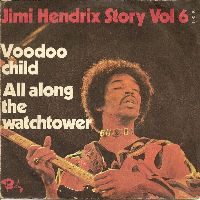 Cover The Jimi Hendrix Experience - Voodoo Chile