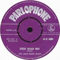 Cover The John Barry Seven - Every Which Way