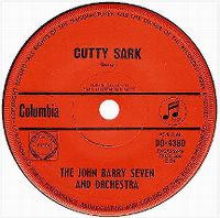 Cover The John Barry Seven And Orchestra - Cutty Sark