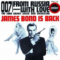 Cover The John Barry Seven And Orchestra - From Russia With Love