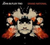 Cover The John Butler Trio - Grand National