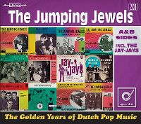 Cover The Jumping Jewels - The Golden Years Of Dutch Pop Music