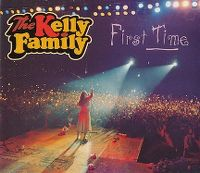 Cover The Kelly Family - First Time