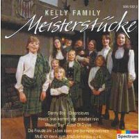 Cover The Kelly Family - Meisterstücke