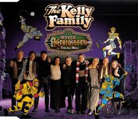 Cover The Kelly Family - Saban's Mystic Knights Of Tir Na Nog