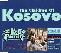 Cover The Kelly Family - The Children Of Kosovo