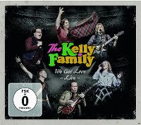 Cover The Kelly Family - We Got Love - Live