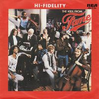 Cover The Kids From Fame - Hi-Fidelity