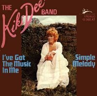 Cover The Kiki Dee Band - I've Got The Music In Me