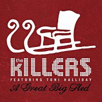 Cover The Killers feat. Toni Halliday - A Great Big Sled