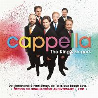 Cover The King's Singers - Cappella