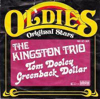 Cover The Kingston Trio - Tom Dooley