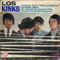 Cover The Kinks - All Day And All Of The Night