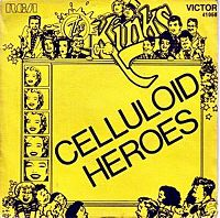 Cover The Kinks - Celluloid Heroes