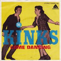 Cover The Kinks - Come Dancing